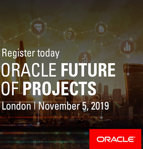 Oracle Future of Projects